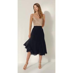 Aritzia Wilfred Twirl Skirt